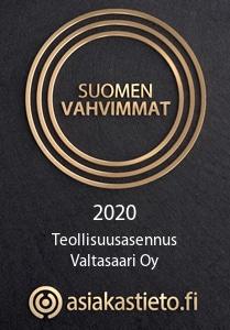 Suomen vahvimmat valtasaari